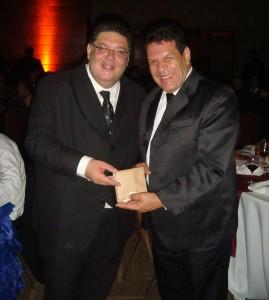 Con el GM de Paraguay