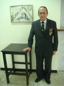 Gran Sumo Sacerdote Jorge Serrano